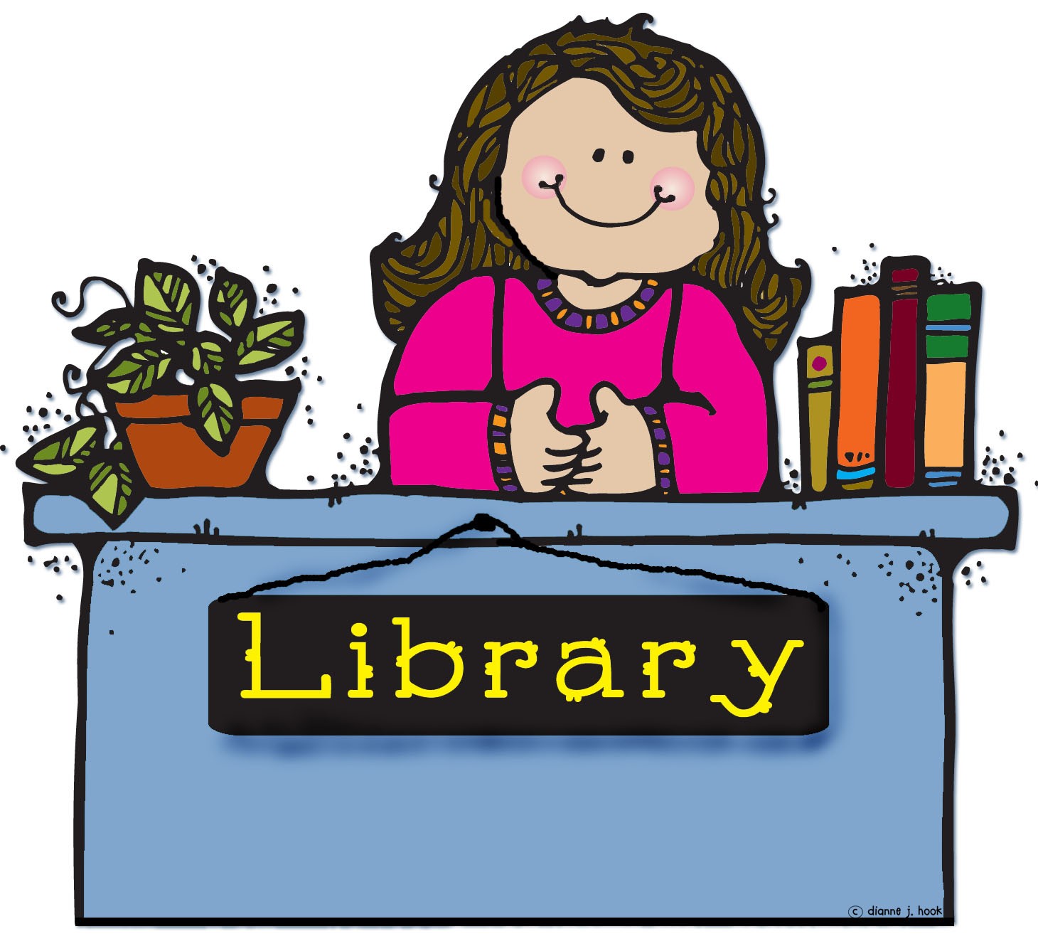 A Special Message from Librarian, Mrs. Braeuler – HC Blog