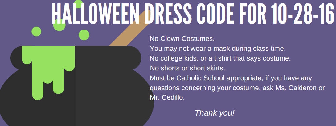 halloween-dress-code