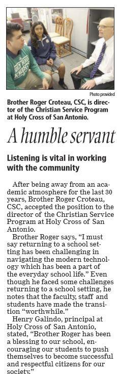 A Humble Servant #1