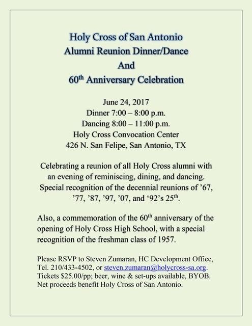 Reunion Invite